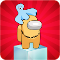 Imposter Cube Surfer 3D! icon