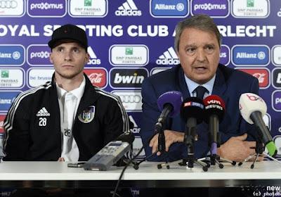 Anderlecht had een akkoord met Marseille-speler Lucas Silva