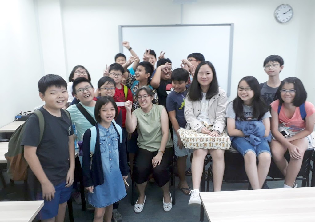 Stephanie PSLE Science Intensive Course
