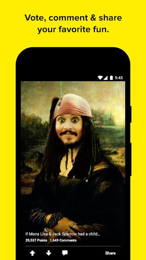 9GAG: Best Funny GIFs & Pics v6.02.08 [Pro]