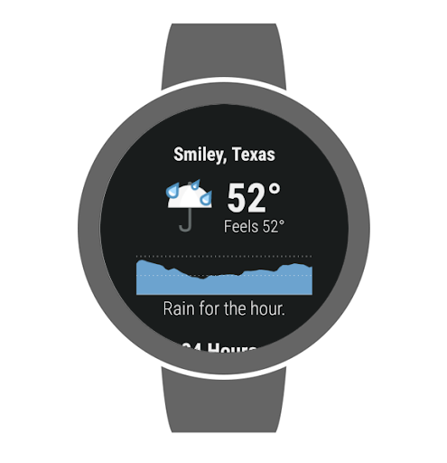 Dark Sky - Hyperlocal Weather screenshot 12
