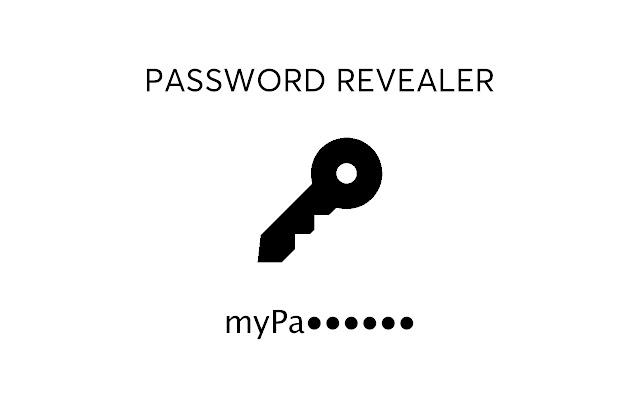 Password revealer