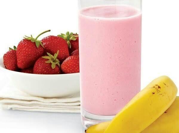 Easy Strawberry Banana Smoothy Recipe