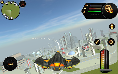 Future Robot Fighter Apk Download For Android and Iphone 4
