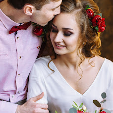 Bryllupsfotograf Natalya Prostakova (prostakova). Foto fra 05.07.2016