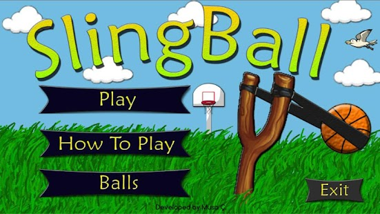 SlingBall - Hardest Basketball Game - náhled