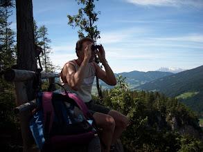 Photo: Kolossaler Ausblick vom 1305m hohen Predigtstuhl