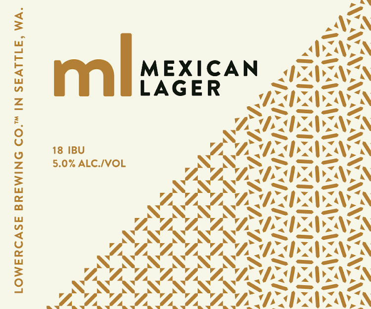 Logo of Lowercase mEXICAN LAGER