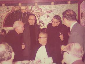 Photo: 孫校監獻願金禧全校教職員於中華酒設宴慶祝01