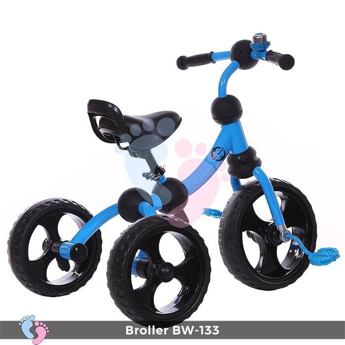 Xe đạp 3 bánh Broller XD3-133 6