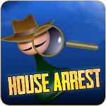 House Arrest  detective board game 1.26