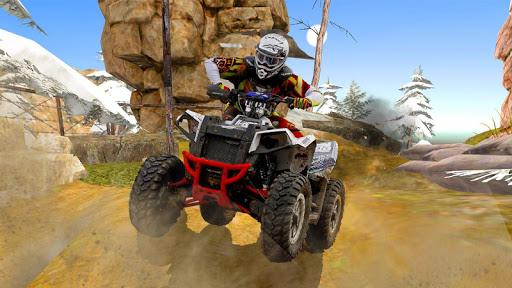 ATV Quad Bike Off-road Game :Quad Bike Simulator apkpoly screenshots 1