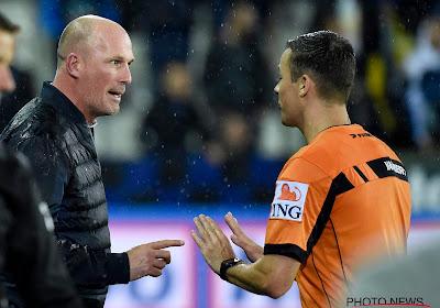 """Philippe Clement heeft schorsingsvoorstel aan zijn broek na """"frustrerende"""" match tegen Eupen"""