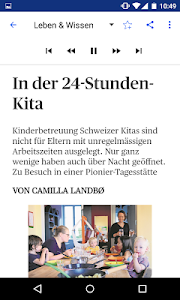 bz Baselland E-Paper screenshot 4