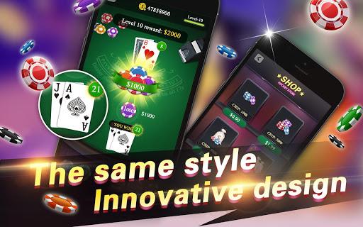 Blackjack 21 Pro 1.2.4 Mod screenshots 5