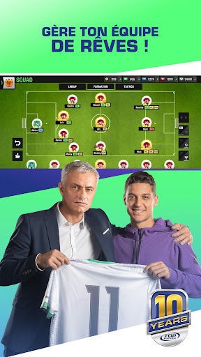Télécharger Gratuit Top Eleven 2020 - Manager de Football mod apk screenshots 4
