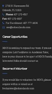 NDCS - náhled