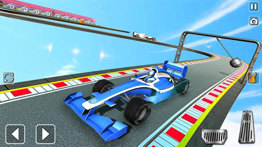 Formula Sports Car Racer Impossible Tracks APK MOD screenshots hack proof 2