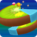 Fruit Tower jump icon