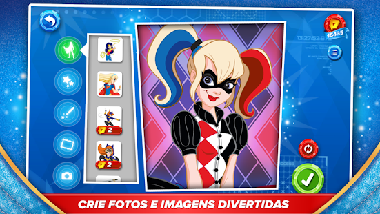 DC Super Hero Girls™ Screenshot