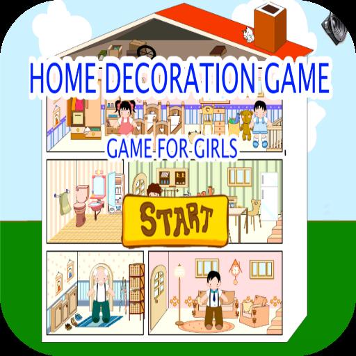 Home Decor Games App Apps