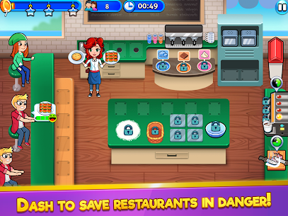 Chef Rescue – Cooking & Restaurant Management Game 6
