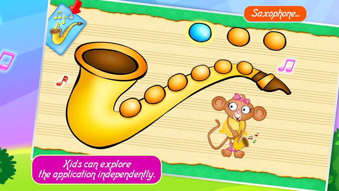 123 Kids Fun MUSIC- screenshot
