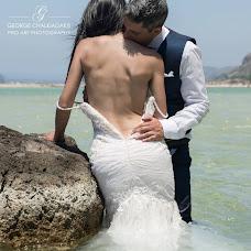 Wedding photographer Olga Chalkiadaki (Xalkolga). Photo of 08.06.2017