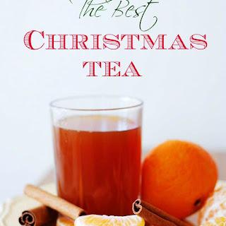 The Best Christmas Tea ever!