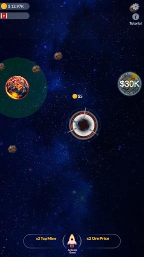 Télécharger Idle Galactic Miner apk mod screenshots 3