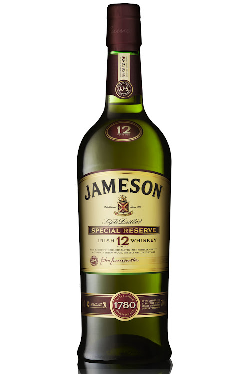 Logo for Jameson 12 Year Old Special Reserve