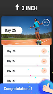 App Height Increase - Increase Height Workout, Taller APK for Windows Phone