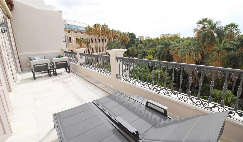 Appartement avec terrasse Málaga