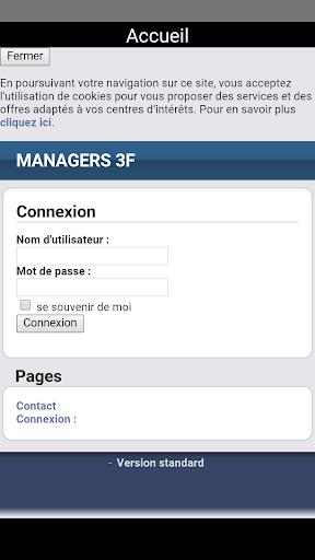玩免費商業APP|下載Managers 3F app不用錢|硬是要APP
