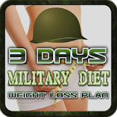 Best Military Diet - 3 Days Super Weight Loss Plan