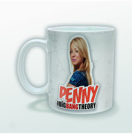 The Big Bang Theory - Penny - Mugg