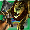 Predator Lion: Africa Warrior icon