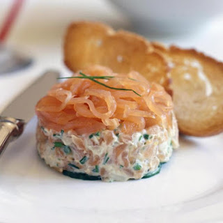 Smoked Salmon Rillettes