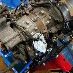 RX-7 FD3S 後期 のエンジンのカスタム事例画像 牛乳早飲み失敗さんの2019年01月23日21:21の投稿