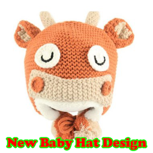 New Baby Hat Design - náhled