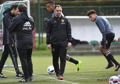 Un Anderlechtois forfait chez les Espoirs, Omeonga le remplace!