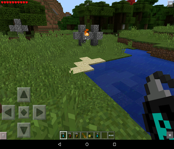 android Travellers Gear MCPE Mod Screenshot 1