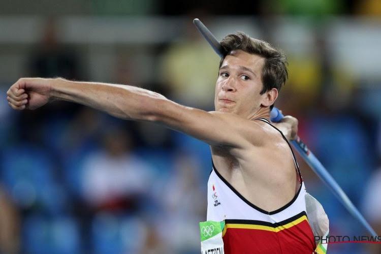 Thomas Van der Plaetsen wacht ranking niet af en wil deelname Olympische Spelen in Tokio veiligstellen via Réunion