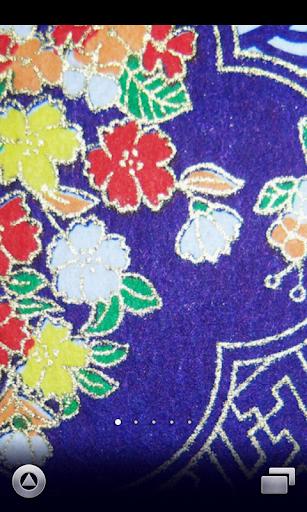 ornate Japanese wallpaper ver4