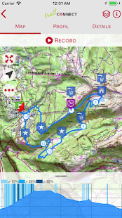 Trail Connect- screenshot thumbnail
