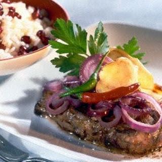 Orientalisches Steak
