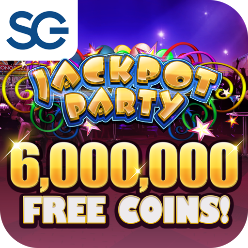 Jackpot Party Casino: Slot Machines & Casino Games (game)