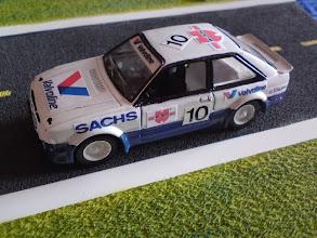 Photo: Martin Schanche - Ford Escort MK3