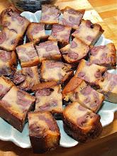 Photo: Asian breakfast snack – banana bread