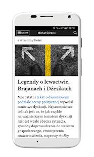 Michał Górecki - náhled